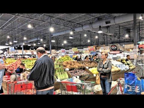 Austin H Mart Supermarket Tour (4K)