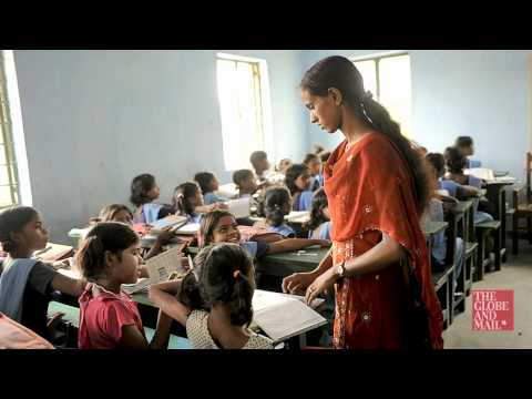 Sudha Varghese, the founder of a visionary school for Dalit girls, talks about her mission