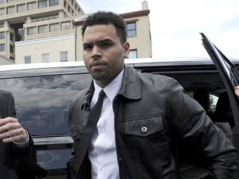 Plea Deal Talks Fall Apart in Chris Brown Case