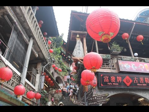Jiufen Walking Tour (Taiwan)