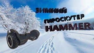 Первый внедорожный зимний гироскутер HAMMER ! Стоит ли купить гироскутер?(, 2016-11-05T15:24:57.000Z)