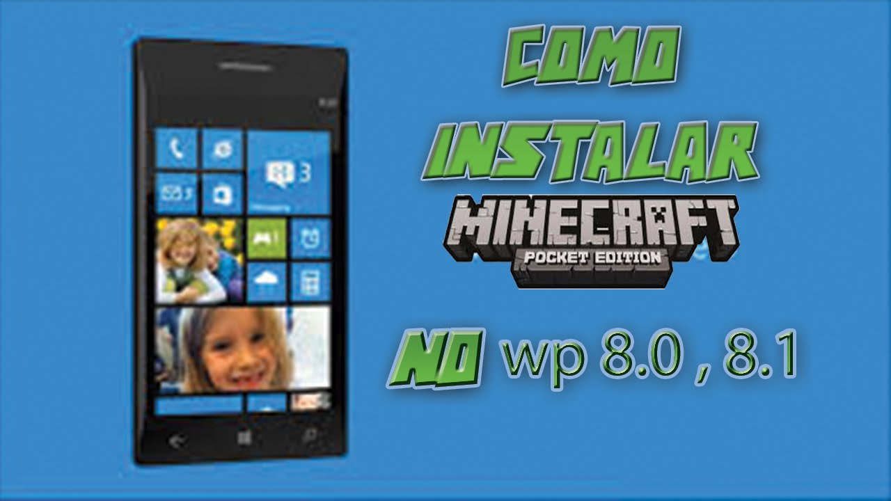 minecraft pe gratis para windows phone 80 e and read Minecraft Pe