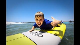 Ocean Experience Surf & Skate Summer Camp San Diego