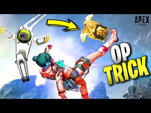 APEX DRONE VS GOLD ARMOR! (SHIELD) - Apex Legends Funny Moments & Best Plays #53