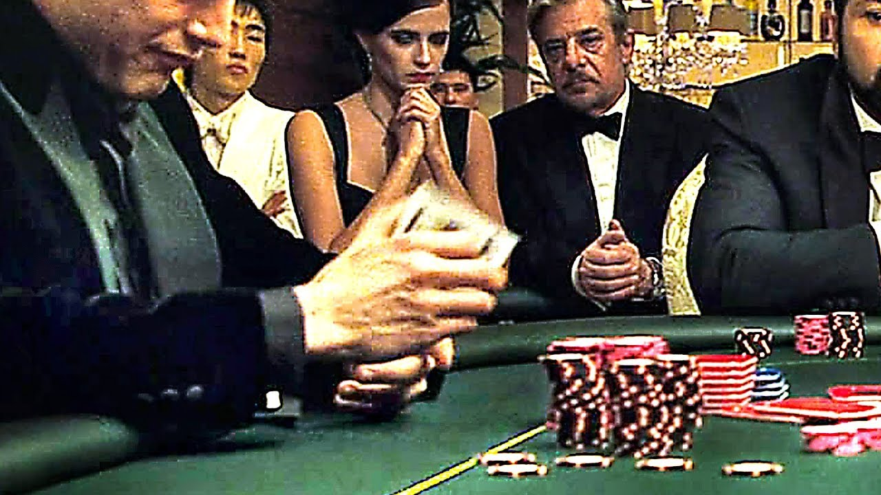 Casino : la Mise Royale - Film COMPLET en Français (Triche, Blackjack)