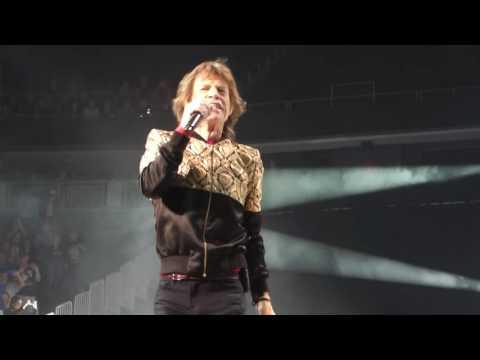 "The Rolling Stones - ""Jumpin' Jack Flash"" - Las Vegas 10-22-16"