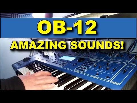 Oberheim OB-12 Demo