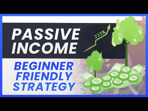 How to Invest in Cryptocurrency for Beginners | Passive Investment Strategy  | Dollar Cost Averaging
