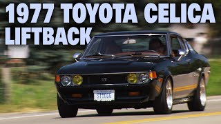 1977 Toyota Celica Liftback, As Good as Russ Remembers?    2 Minute Test Drive