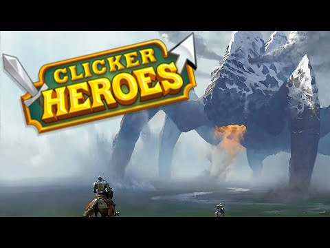 Clicker Heroes Guide Gameplay - ANCIENTS