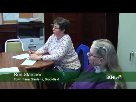 Brookfield Agricultural Commission, April 13, 2016