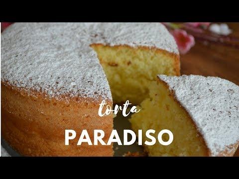 TORTA PARADISO...MORBIDISSIMA
