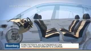 Ford Patent Paves Way for Living Room on Wheels