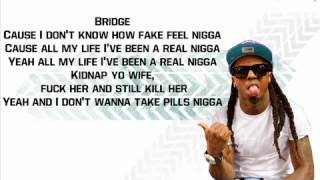 Lil wayne - Wish you would (with lyrics) D4