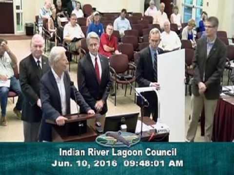 June 10, 2016 - Indian River Lagoon Council
