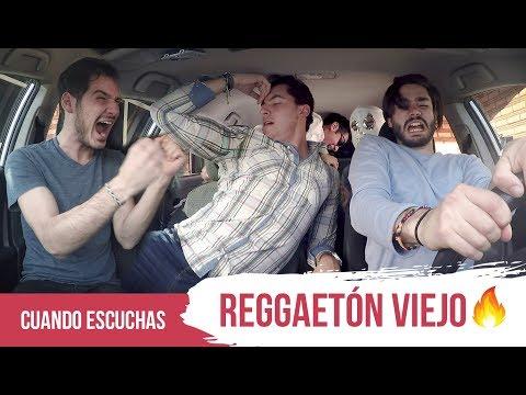 Cuando Escuchas Reggaetón Viejo 🔥  L JPAmusic - CRAX
