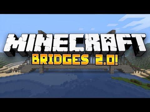 Minecraft: Bridges 2.0 Mini-Game #1: w/BajanCanadian, Bashur, & Bodil40
