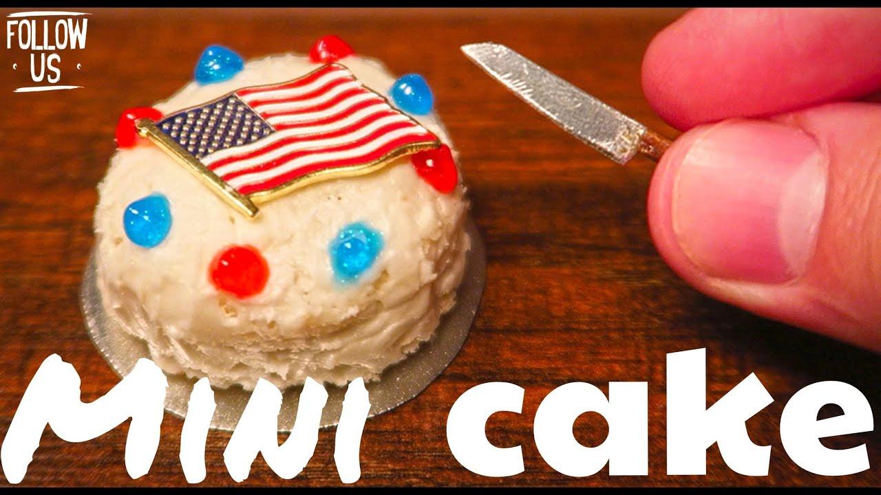 MINI CAKE YouTube