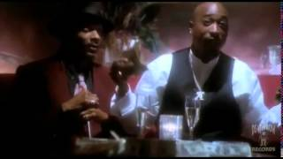 2Pac ft. Snoop Dogg - 2 of Americaz Most Wanted (Видео клип)