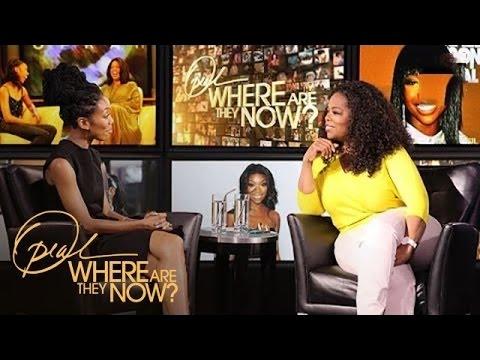 "The ""Big Fib"" Brandy Told Oprah | Where Are They Now | Oprah Winfrey Network"