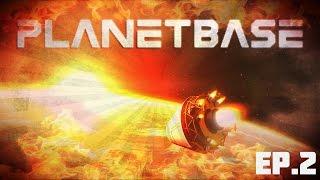 PlanetBase [FR] S01 EP.2: Minerai comme jamais !
