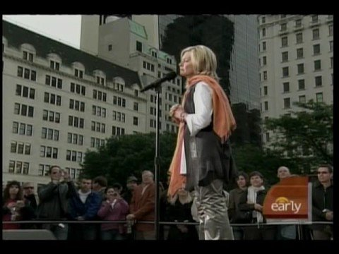 "Olivia Newton-John ""The Early Show - 10/6/08 - Part 2"""