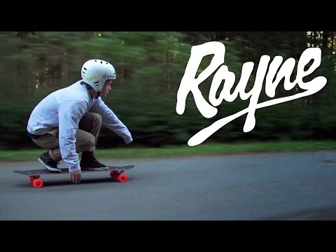 Rayne Longboards Presents Step Back to the Forge with George Mackenzie