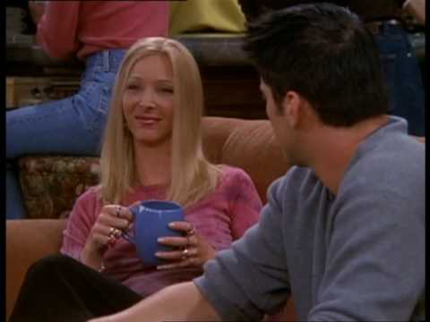 Did Phoebe And Joey Yet Hook Up