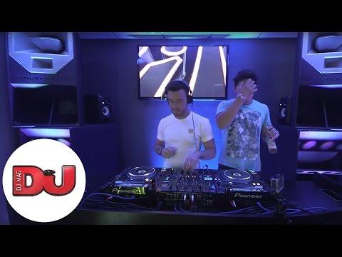 Miller SoundClash Presents: Tom & Collins LIVE from DJ Mag HQ