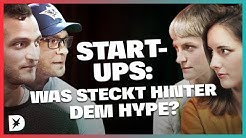 Unternehmer über ihre Startups: Ist der Gründer-Hype übertrieben?   DISKUTHEK