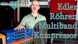 TubeTech SMC2B High-End-Röhren-Multibandkompressor - Test/Review/Workshop/Tutorial (The Soundphile)