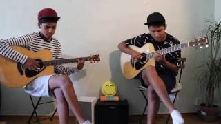 (Sungha Jung) On A Brisk Day - Guitar Brothers