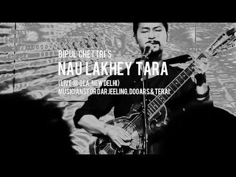 Bipul Chettri - Nau Lakhey Tara (Live@Q-la)