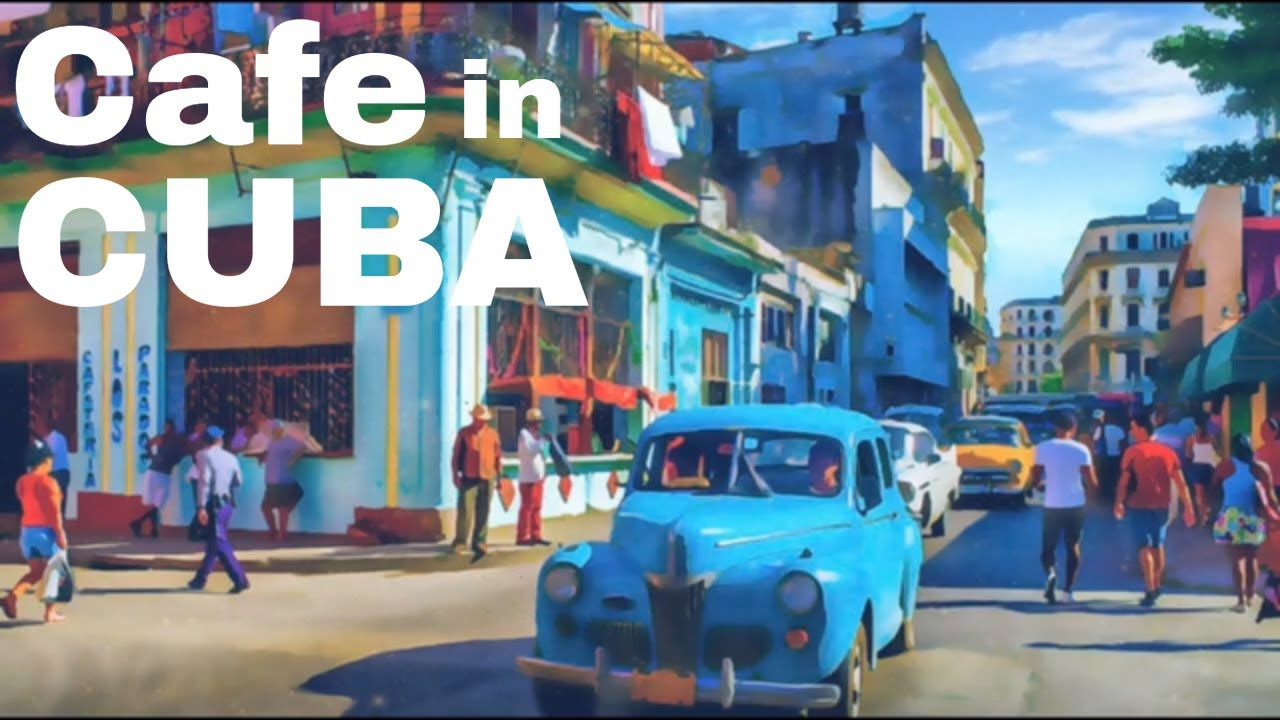 Cafe in Cuba || Cuban Instrumental Music Latin Salsa || CCC Network