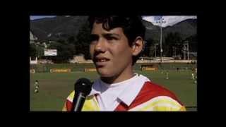 Falcao García: desde niño, un Tigre en el área