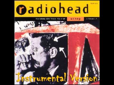 Radiohead - Creep (Instrumental Version)