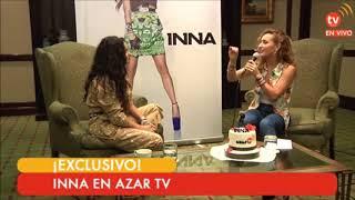 INNA - Entrevista ( Chile )