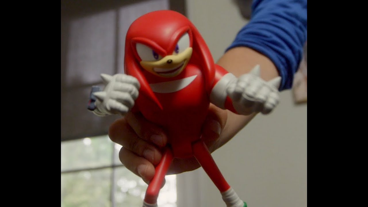 Sonic riders knuckles