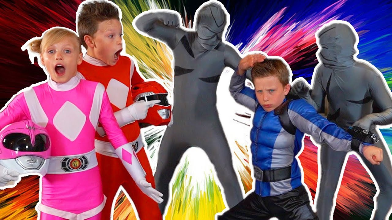 Download Paxton Gets Power Rangers Beast Morphers Toys!