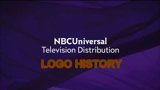 NBCUniversal Television Logo History (2004-present)