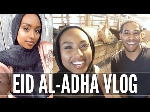 EID AL-ADHA VLOG 2017! | Trying Somali Food & Horseback Riding | Aysha Abdul