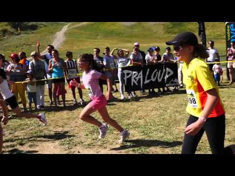 Ubaye Trail Salomon Kid 2015