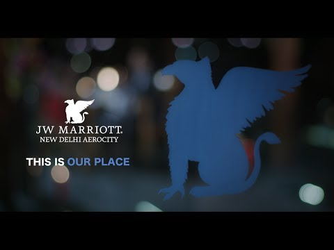 This is Our Place | JW Marriott New Delhi Aerocity