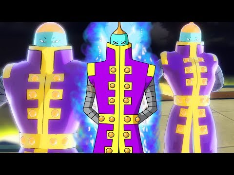 OMNI KINGS ATTENDANTS FIGHT! The Omni Guardians Free For All Battle | Dragon Ball Xenoverse 2 Mods