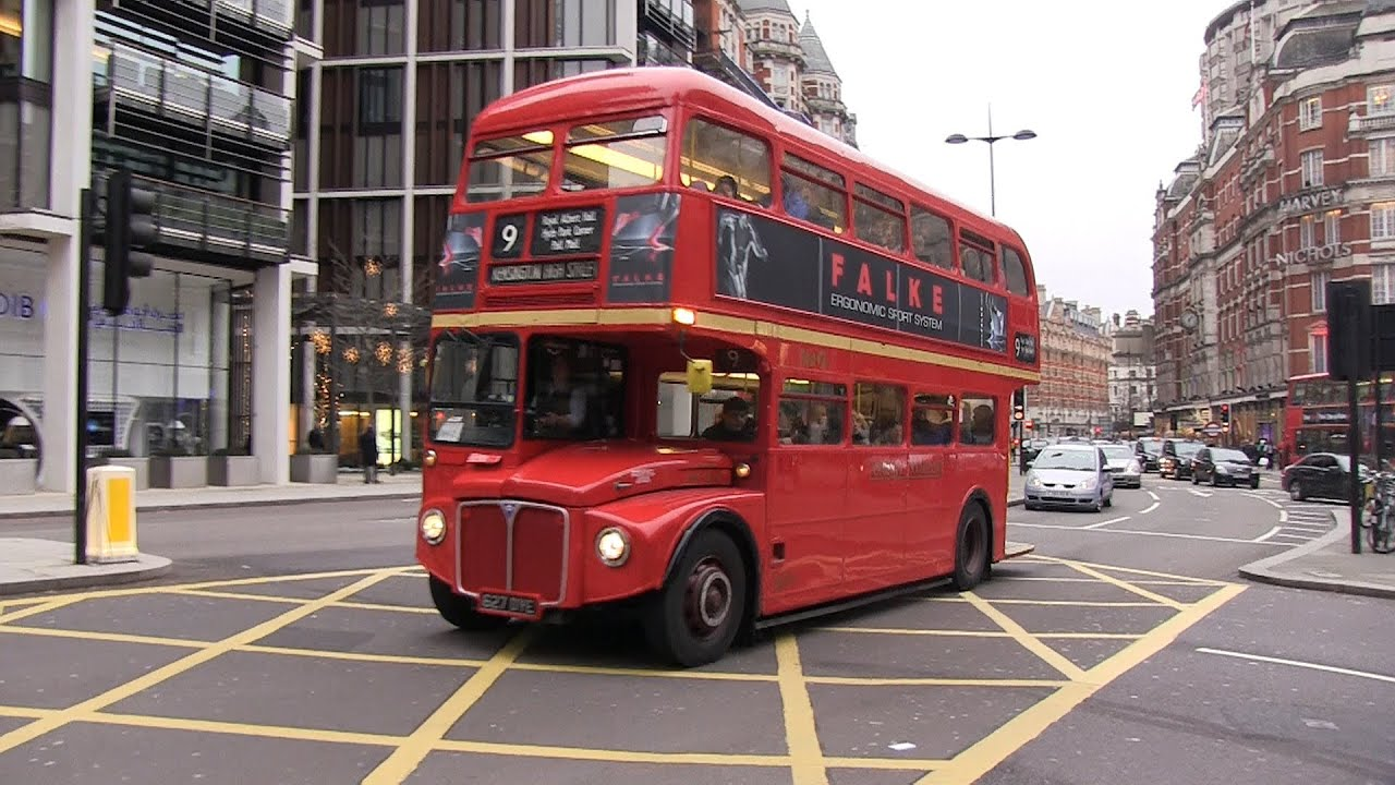 London Wallpaper Hd 1920x1080 Routemaster Bus London Youtube