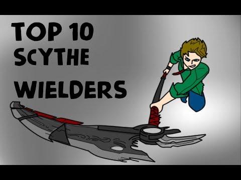 Top 10 Video Game Scythe Wielders