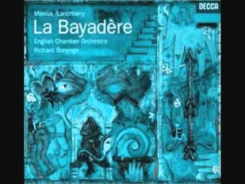 Minkus - La Bayadere - Act II - Gamzatti's Variation - Part 8/10