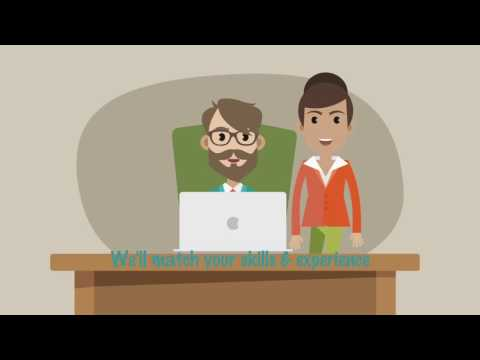 Dats Recruitment Candidate Animation Video