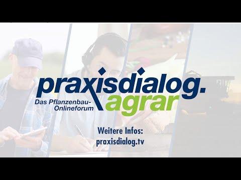 praxisdialog.agrar: #00   Das Pflanzenbau-Onlineforum der SAATEN-UNION (Trailer)