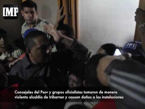 Oficialistas Toman Alcaldía De Iribarren Y Mantienen
